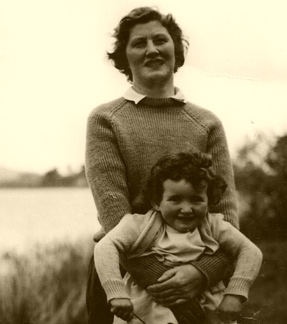 Mother and Me