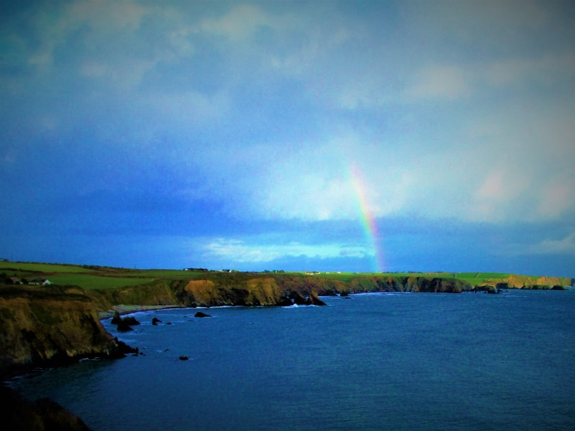 Tranquillity on the Copper Coast, Co. Waterford City